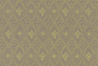 Gent, Ornament Taupe/Lemon